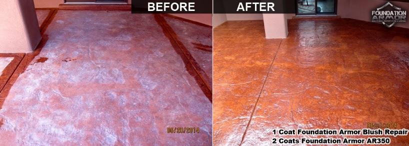 How To Remove an Old Acrylic Sealer